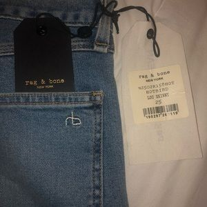 Rag and Bone Denim Jeans